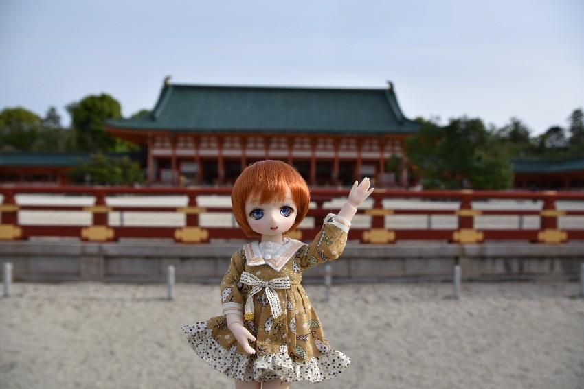 Asuka 京都旅行
