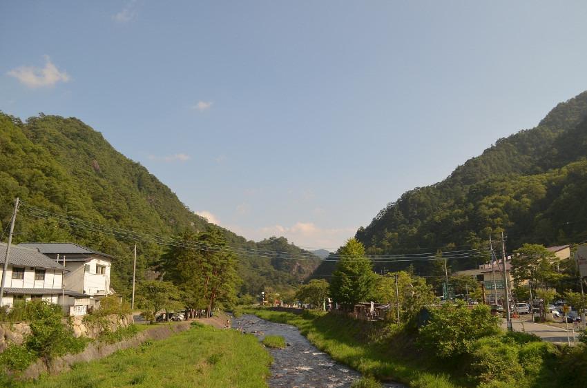 乙女湖と昇仙峡の看板娘さん(2)