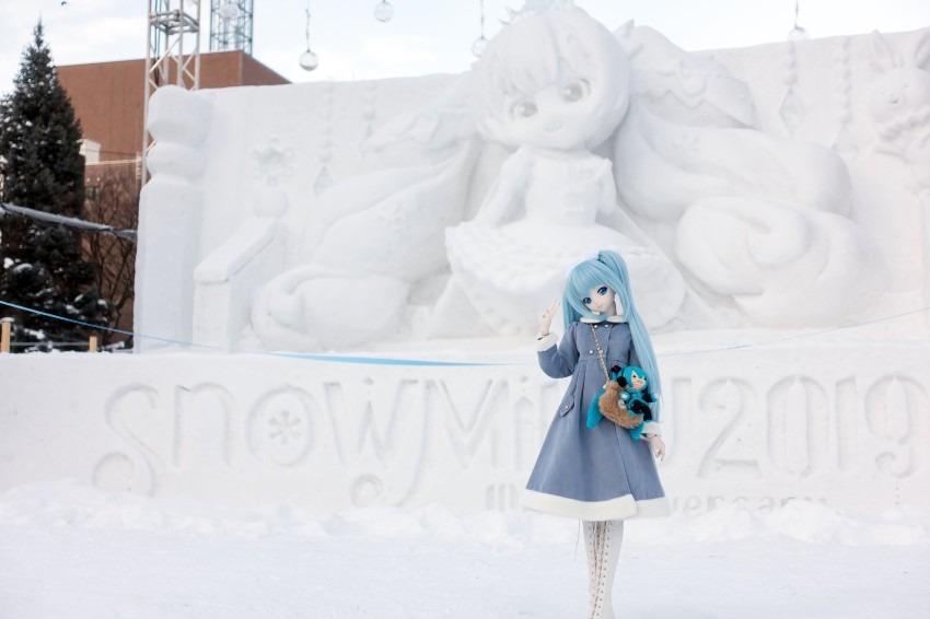 2019/02/08〜10 札幌雪まつり☃