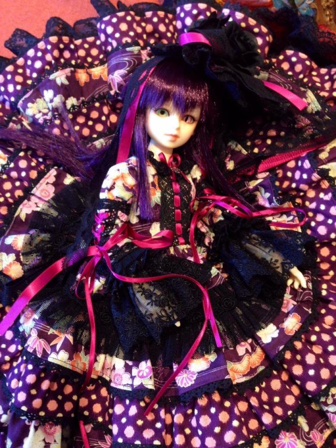 鬼羅とお気に入りの服たち ドレス編