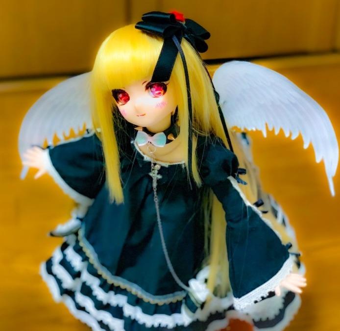 天使〜ʚ(⑅ ' ꒳ ' )ɞ