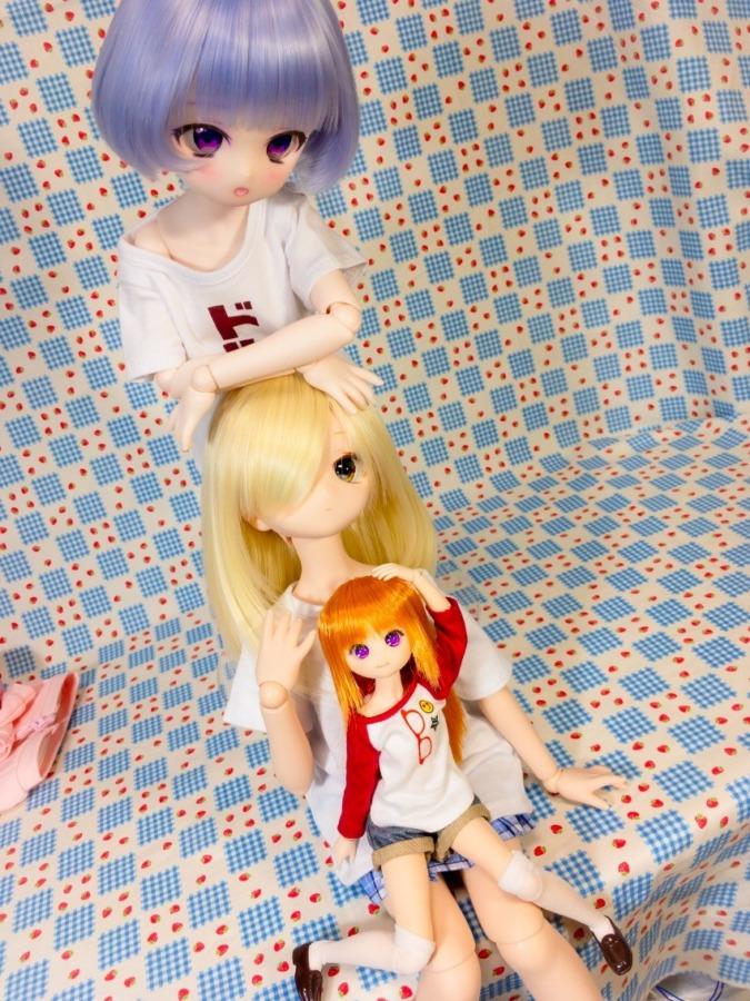 三姉妹!(3バカ?)