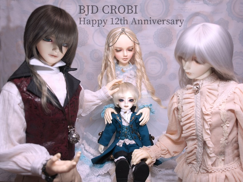 BJD CROBI Happy 12th Anniversary