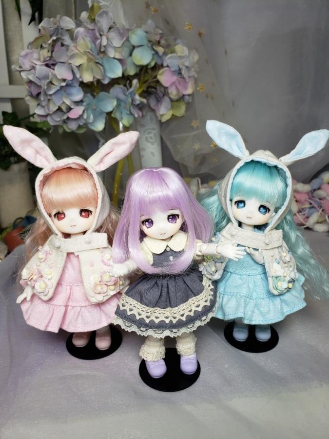 スノーローズマリー三姉妹