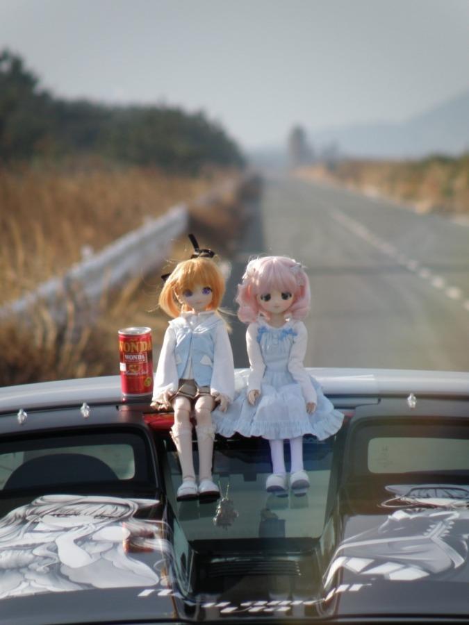 西ノ浜ドライブ!?