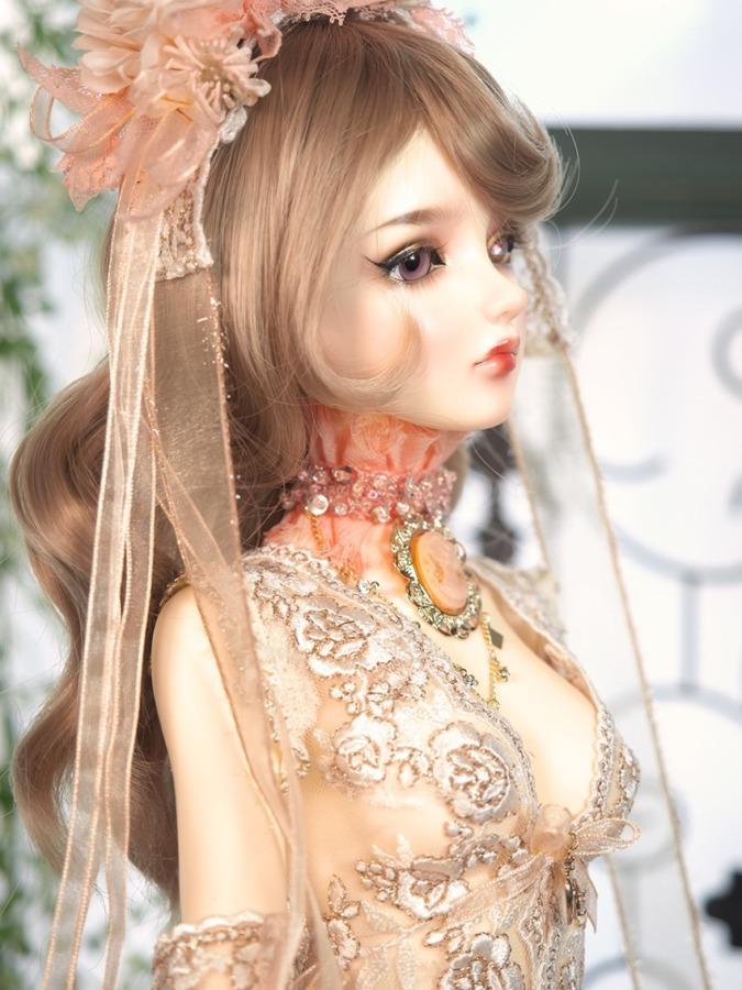 【DOLK×BJD CROBI】Sinbi Aphrodite ver. Limited – with SPECIAL OUTFIT